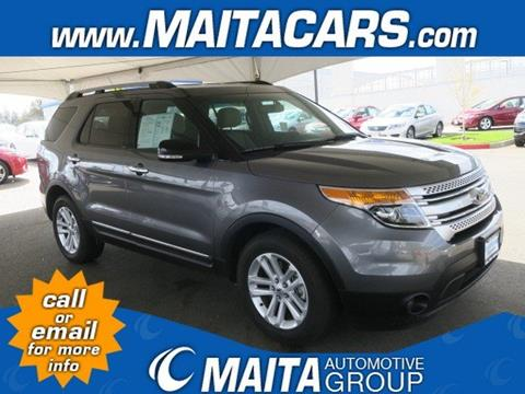 2014 Ford Explorer for sale in Citrus Heights, CA