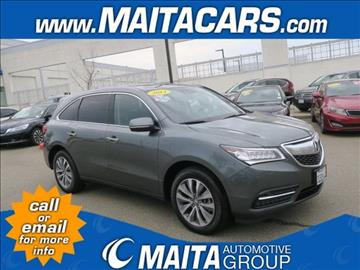 2014 Acura MDX for sale in Citrus Heights, CA