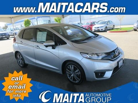 2015 Honda Fit for sale in Citrus Heights, CA