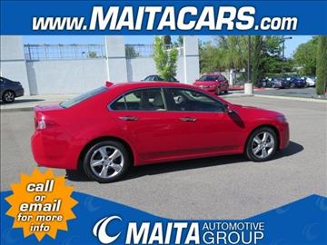 2013 Acura TSX for sale in Citrus Heights, CA
