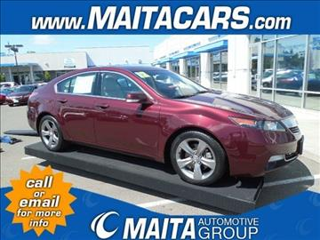 2012 Acura TL for sale in Citrus Heights, CA