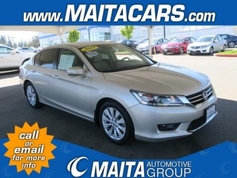 2015 Honda Accord for sale in Citrus Heights, CA