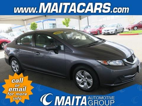 2014 Honda Civic for sale in Citrus Heights, CA
