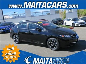 2013 Honda Civic for sale in Citrus Heights, CA