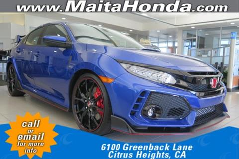 2017 Honda Civic for sale in Citrus Heights, CA