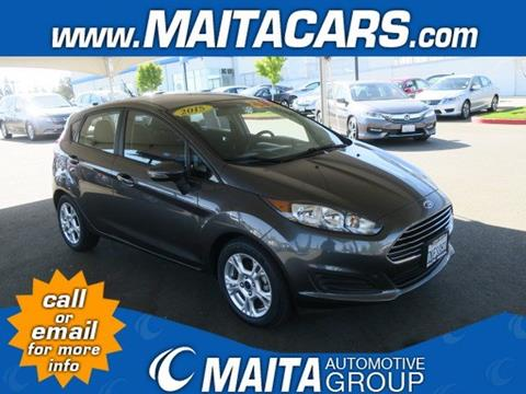 2015 Ford Fiesta for sale in Citrus Heights, CA