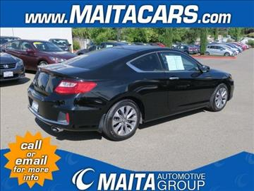 2013 Honda Accord for sale in Citrus Heights, CA