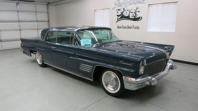 1960 Lincoln Continental In Sioux Falls Sd Frankman
