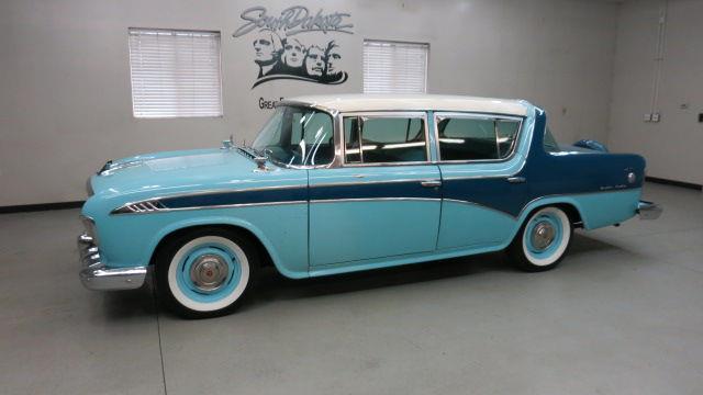 1956 rambler custom in sioux falls sd frankman motor company for Big city motors sioux falls sd