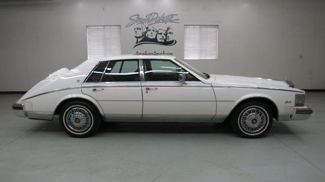 1985 Cadillac Seville 4dr Sedan In Sioux Falls Sd