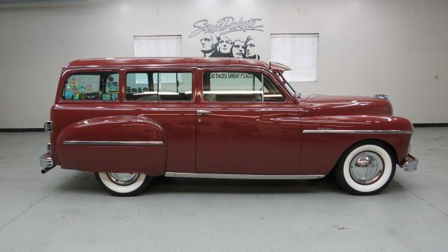 1949 Plymouth Suburban Station Wagon In Sioux Falls Sd