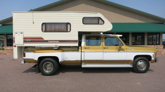 1975 chevrolet 3500 silverado crew cab dually in sioux for Wheel city motors sioux falls sd