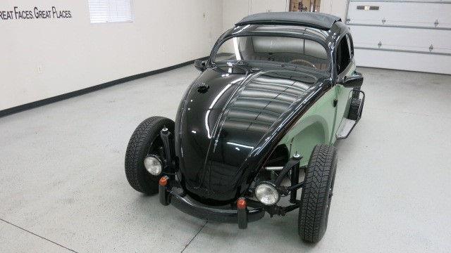1966 Volkswagen Beetle Ragtop In Sioux Falls Sd Frankman