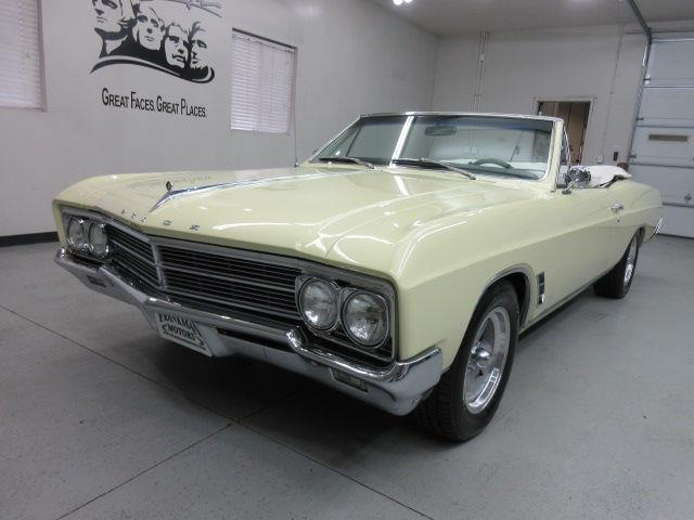 1966 Buick Skylark Convertible In Sioux Falls Sd
