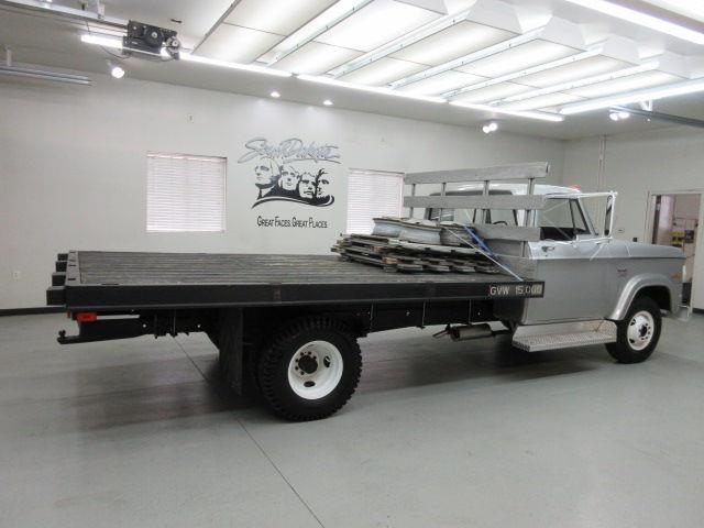 1971 Dodge D300 Pickup Flatbed In Sioux Falls Sd