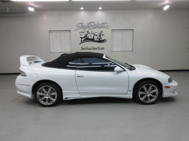1997 mitsubishi eclipse spyder gs t turbo 2dr convertible in sioux falls sd frankman motor company. Black Bedroom Furniture Sets. Home Design Ideas