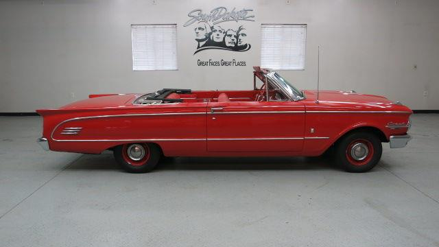 1963 Mercury Comet Convertible In Sioux Falls Sd