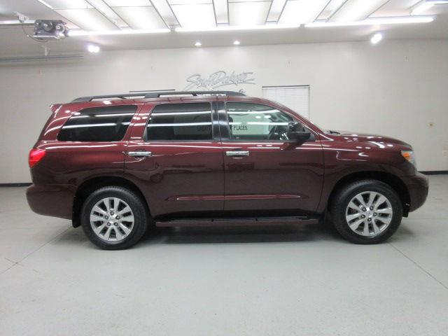 2008 Toyota Sequoia 4x4 Limited 4dr Suv In Sioux Falls Sd