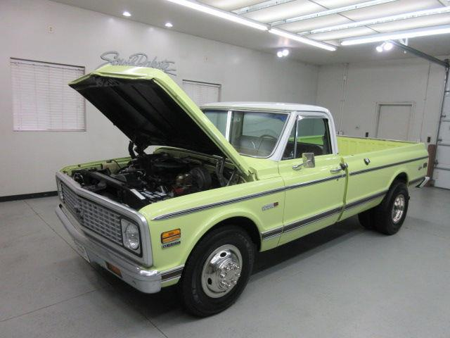1972 Chevrolet Cheyenne 20 Longhorn Dually In Sioux Falls