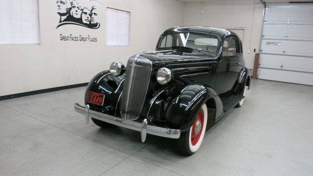 1936 Chevrolet Deluxe Business Coupe In Sioux Falls Sd