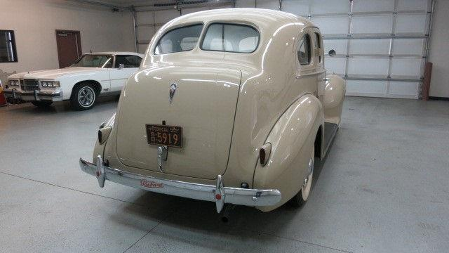 1940 Packard Sedan Model 110 In Sioux Falls Sd Frankman