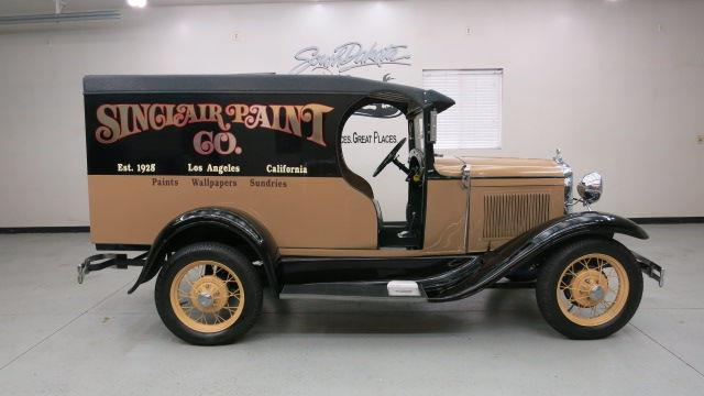 1930 Ford Model A C Cab Panel In Sioux Falls Sd Frankman