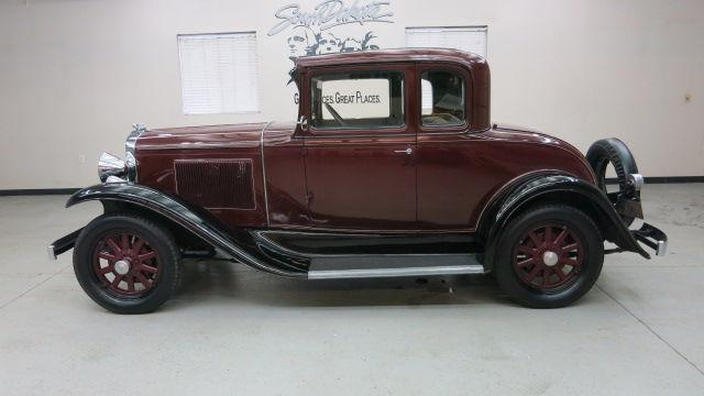 1931 Pontiac Coupe In Sioux Falls Sd Frankman Motor Company