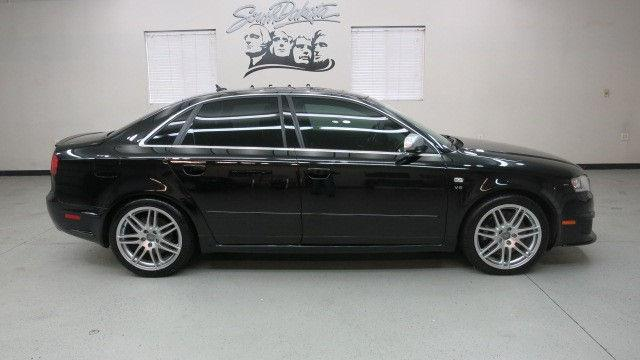 2008 audi s4 for sale in sioux falls sd. Black Bedroom Furniture Sets. Home Design Ideas