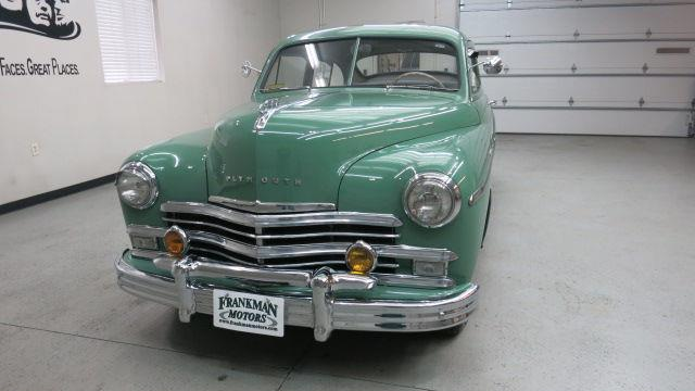 1949 Plymouth Deluxe 2 Door In Sioux Falls Sd Frankman