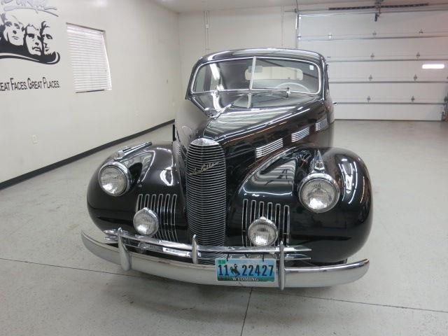 1940 Cadillac Lasalle Series 52 Touring Sedan In Sioux