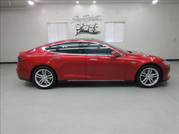 2014 Tesla Model S for sale in Sioux Falls, SD