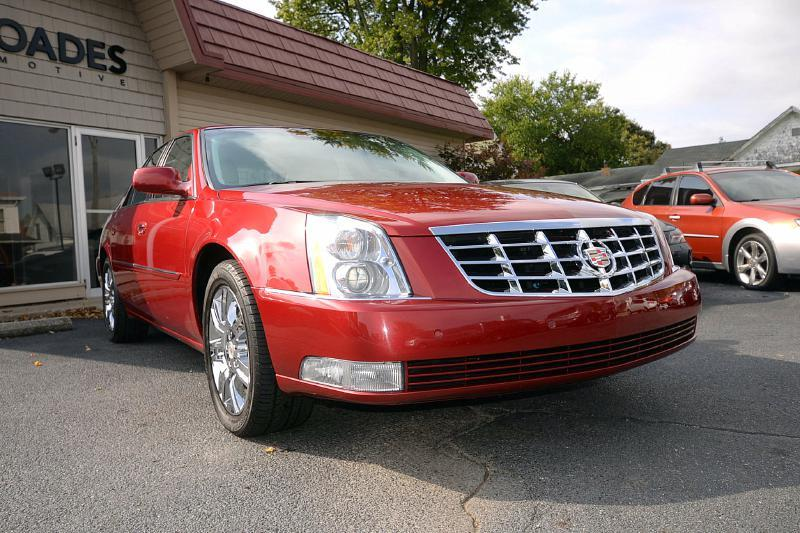 2011 cadillac dts platinum collection pla 4dr sedan in columbia city in rhoades automotive. Black Bedroom Furniture Sets. Home Design Ideas