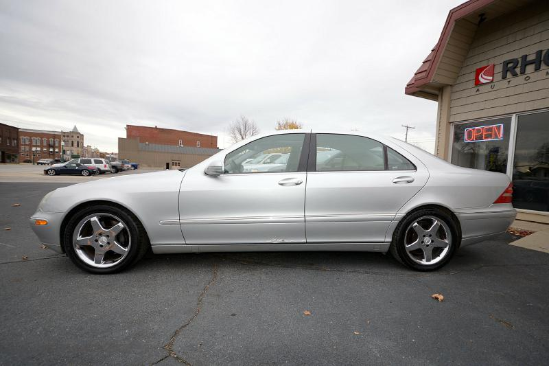 2001 mercedes benz s class s430 4dr sedan in columbia city for 2001 mercedes benz s430