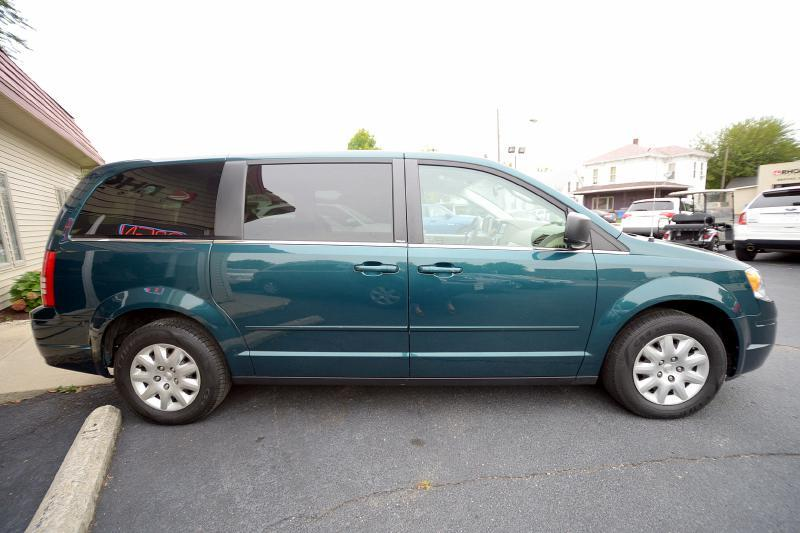 2009 chrysler town and country lx mini van 4dr in columbia city in. Cars Review. Best American Auto & Cars Review
