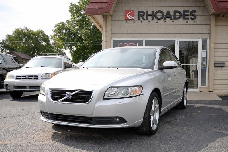 2008 volvo s40 4dr sedan in columbia city in rhoades automotive. Black Bedroom Furniture Sets. Home Design Ideas