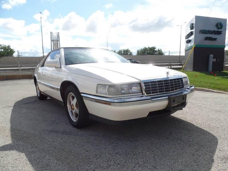 1992 Cadillac Eldorado For Sale