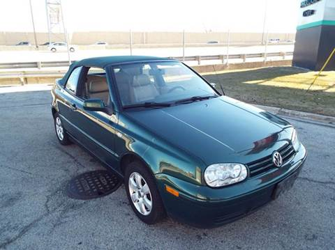 2001 Volkswagen Cabrio for sale in Rosemont, IL