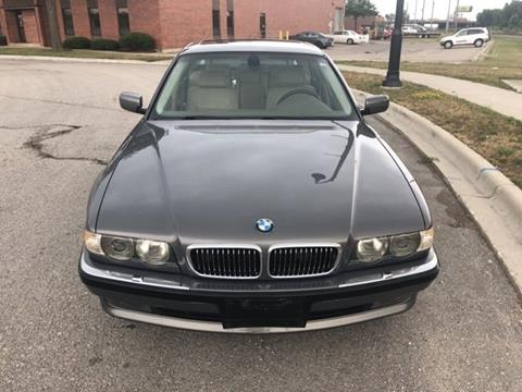2001 BMW 7 Series For Sale - Carsforsale.com®