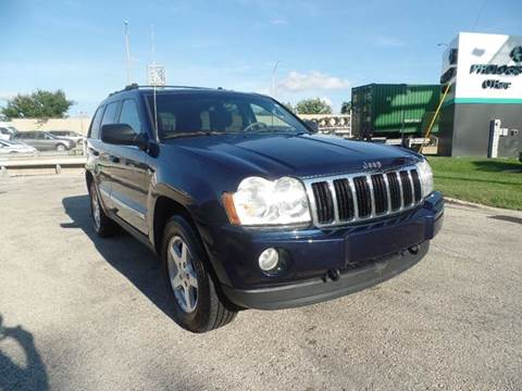 2005 Jeep Grand Cherokee for sale in Rosemont, IL