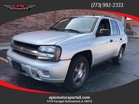 2007 Chevrolet TrailBlazer for sale in Rosemont, IL