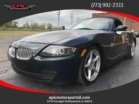 2008 BMW Z4 for sale in Rosemont, IL