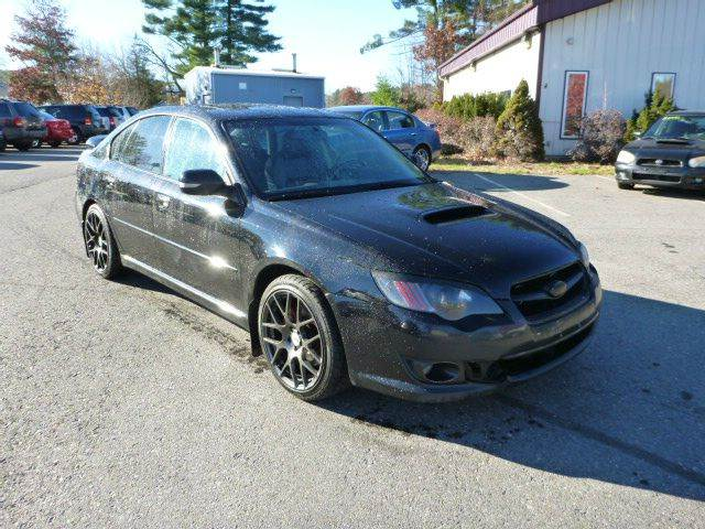 2008 subaru legacy awd 2 5 gt limited 4dr turbo sedan 5m in milford nh milford auto outlet. Black Bedroom Furniture Sets. Home Design Ideas