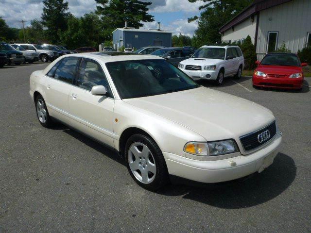 1998 Audi A8