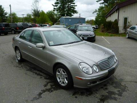 2006 Mercedes-Benz E-Class for sale in Milford, NH