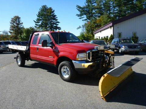 2004 Ford F-350 Super Duty for sale in Milford, NH