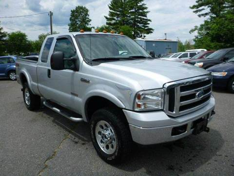 2006 Ford F-350 Super Duty for sale in Milford, NH