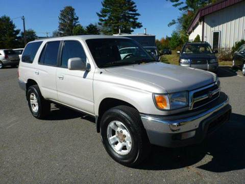 2000 Toyota 4Runner for sale in Milford, NH