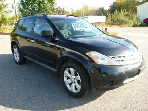 2006 Nissan Murano for sale in Milford, NH