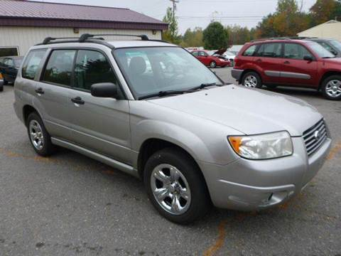 2007 Subaru Forester for sale in Milford, NH