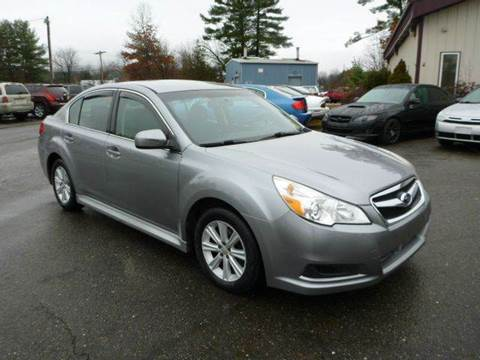 2011 Subaru Legacy for sale in Milford, NH